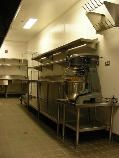 Commercial Kitchen Design & Installation